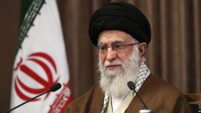 Hamaney: ABD'nin hedefi İran ekonomisini çökertmek