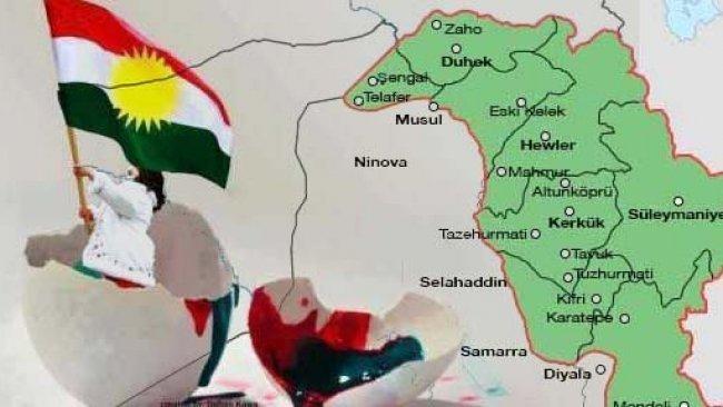 'Irak yıkılırsa Kürdistan bağımsız bir devlet olur fakat...'