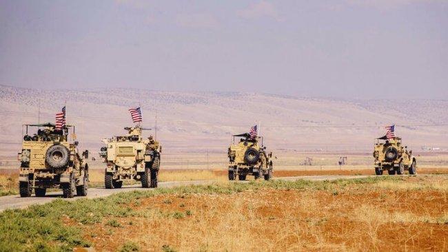 ABD güçlerinden Rojava'da devriye