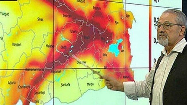 Prof. Dr. Naci Görür'den Malatya için kritik uyarı
