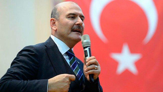 Soylu: Türkiye'de hiçbirinizin ummadığı gelişmeler yaşanacak