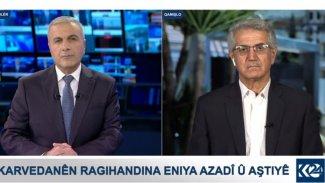 ENKS'ten 'Barış ve Özgürlük Cephesi' açıklaması