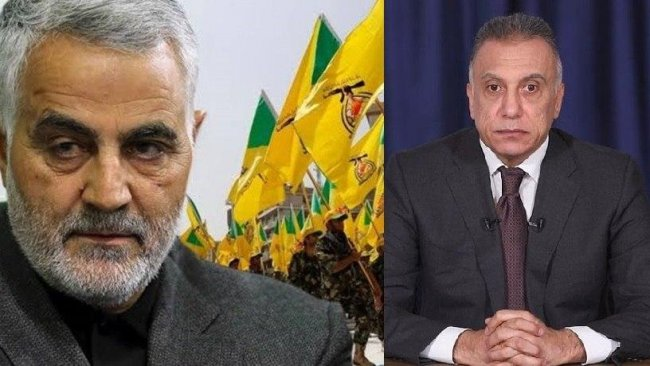 Irak Hizbullahı'ndan Başbakan Kazimi'ye tehdit