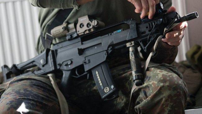 Almanya'dan Türkiye'ye askeri mühimmat satışına onay