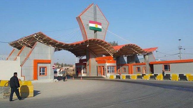 Kürdistan Bölgesi ile Türkiye arasındaki sınır kapısı kapatıldı!