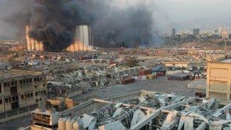 İsrail'den Beyrut'taki patlamaya ilişkin açıklama
