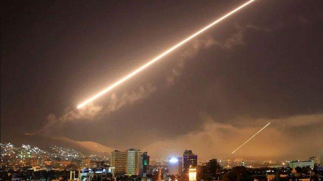 İsrail'den Suriye'ye bir saldırı daha