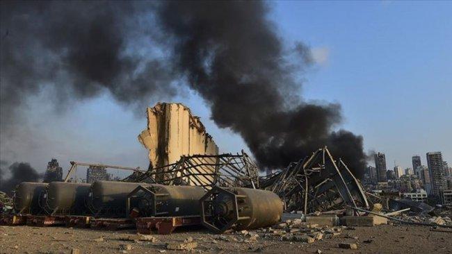 ABD'den Beyrut patlamasıyla ilgili açıklama