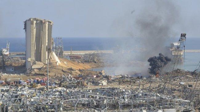 Beyrut'daki patlamada ölü sayısı 135'e yükseldi