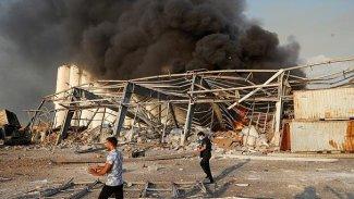 Beyrut'taki şiddetli patlamanın nedeni belli oldu
