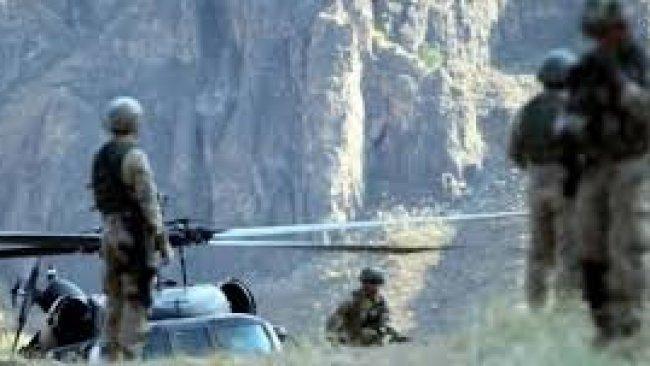 Heftanîn'de çatışma: 2 korucu yaşamını yitirdi