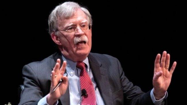 John Bolton: Irak'ın yıkılmasının faydalı olacağını düşünüyorum