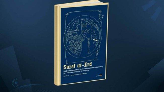 Ünlü coğrafya kitabı Kürtçe'ye çevrildi