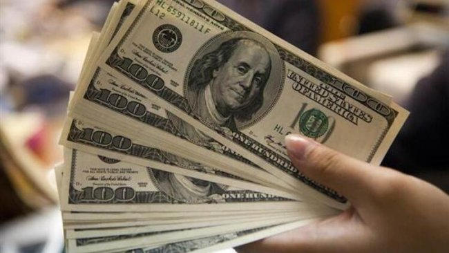 Dolar/TL 7,25'i aşarak rekor kırdı