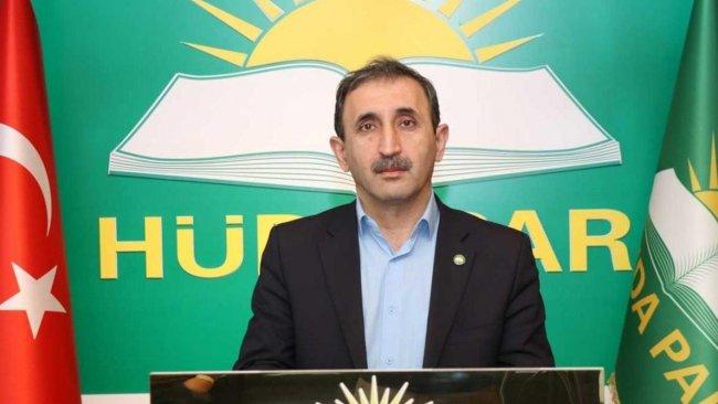 HÜDA PAR'dan Dicle Üniversitesi'nin Kürtçe tez yasağına tepki