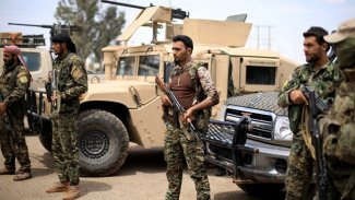 DSG ve ABD'den Arap aşiret liderlerine saldıranları teslim etme sözü