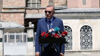 Erdoğan: Yunanistan-Mısır Anlaşmanın hiçbir kıymeti harbiyesi yok