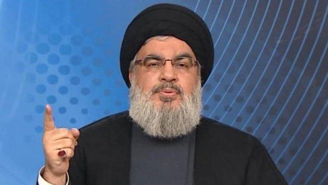 Hizbullah lideri Nasrullah'tan Beyrut'taki patlamaya ilişkin açıklama!