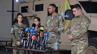 Koalisyon Sözcüsü: Kürtlerle çalışmaktan memnunum, onlar bana Kak Myles diyor