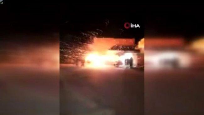 Serekaniye'de bombalı saldırı