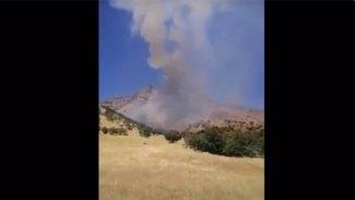 Türk savaş uçakları Süleymaniye kırsalını bombaladı