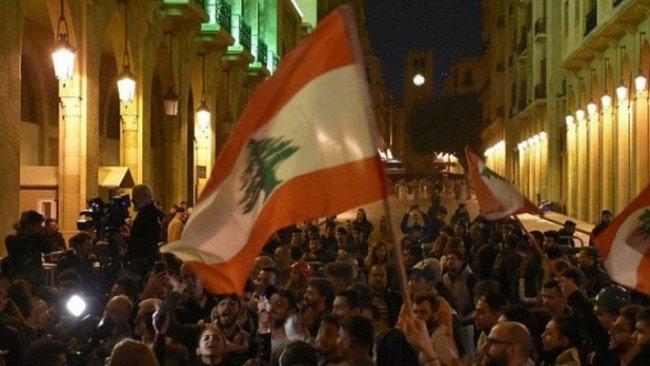 ABD: Lübnanlıların barışçıl gösteri hakkını destekliyoruz