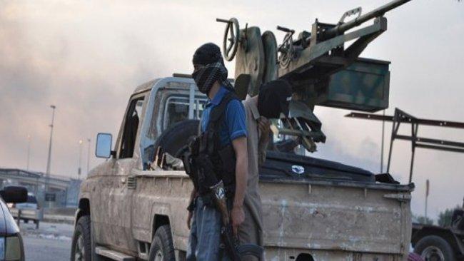 Anti Terör Timleri IŞİD'in üslerini deşifre ediyor