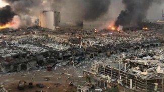 Beyrut'taki patlamada 25 Kürt vatandaşı yaralandı