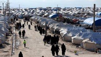 Hol Kamp'ından kaçmaya çalışan IŞİD'liler yakalandı