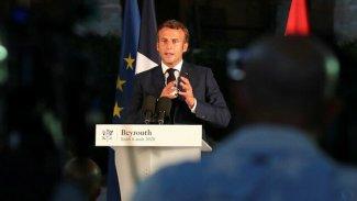 Macron'dan Lübnan için acil çağrı