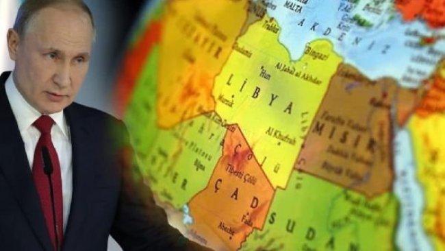 Rusya'ya ait iki askeri kargo uçağı Sirte'ye iniş yaptı