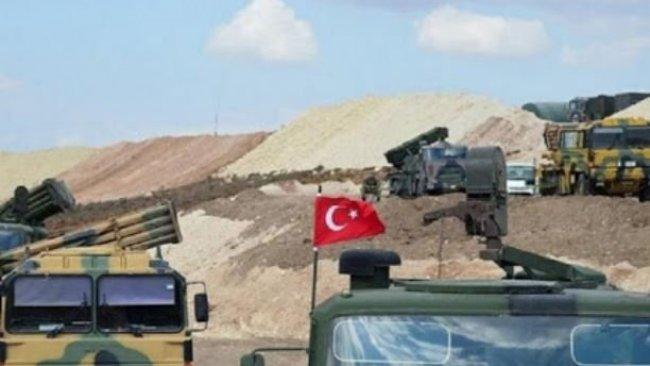 'Türkiye, Suriye rejim güçlerine karşı İdlib'de bir askeri karakol kuruyor'