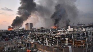 Beyrut'taki patlama sonrası iki ülke harekete geçti