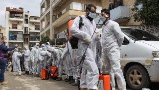 Kürdistan Bölgesi'nde son 24 saatte 508 yeni vaka, 17 ölüm