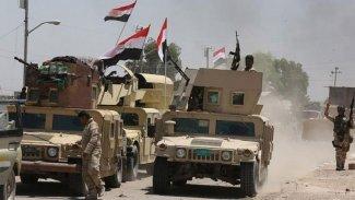 Irak'tan Kürdistan sınırına askeri sevkiyat