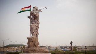 'Kerkük'te Kürtler dışında, bütün bileşenlerin silahlı güçleri var'
