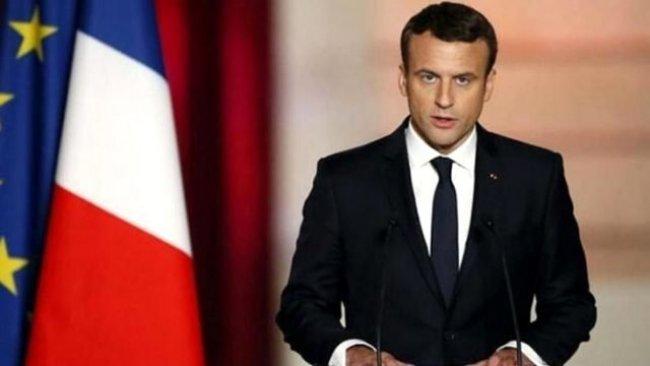 Macron: Doğu Akdeniz'de askeri varlığımızı güçlendireceğiz