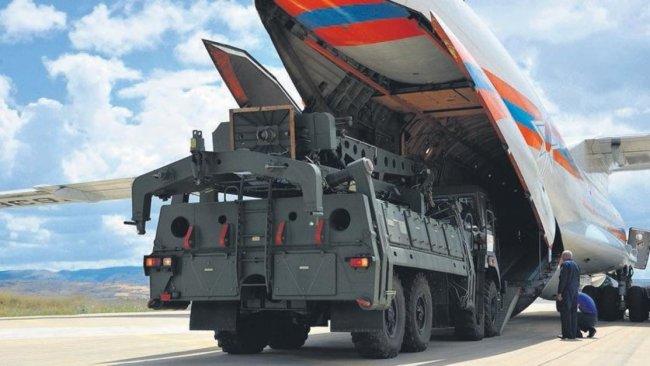 'ABD'de Türkiye'ye S-400'lerden dolayı silah satışı engellendi'