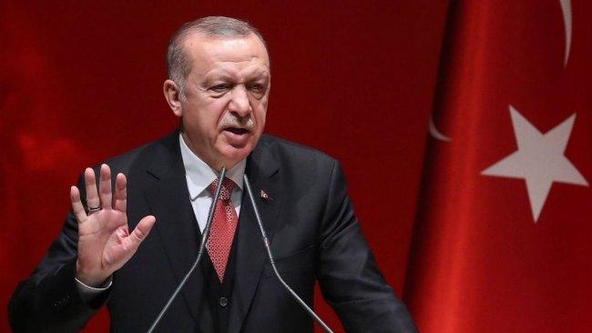 Erdoğan'dan Yunanistan'a: Oruç Reis'e saldırırsanız bunun bedelini ağır ödersiniz
