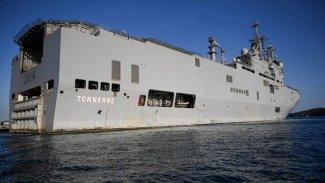 Fransa, Doğu Akdeniz'e iki savaş uçağı ve iki gemi gönderdi