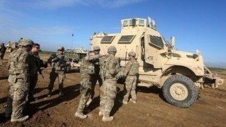 Irak'ta  Koalisyona ait askeri konvoya saldırı