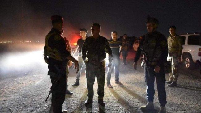 Kerkük'te 2 IŞİD'li öldürüldü