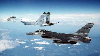 Rusya'dan ABD savaş uçağına engelleme