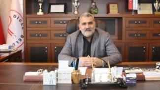 Dicle Belediye Başkanı Felat Aygören HDP'den istifa etti