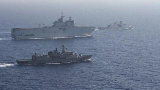 Pentagon: Yunanistan-Fransa ortak tatbikatından endişeliyiz