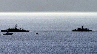 Reuters duyurdu: Türk-Yunan savaş gemileri çarpıştı