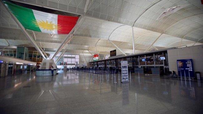 Erbil-Avrupa arası uçak seferleri başladı