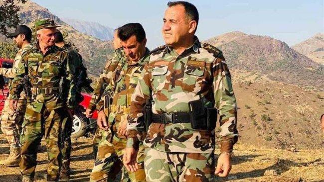 Peşmerge Komutanından PKK ve TSK açıklaması