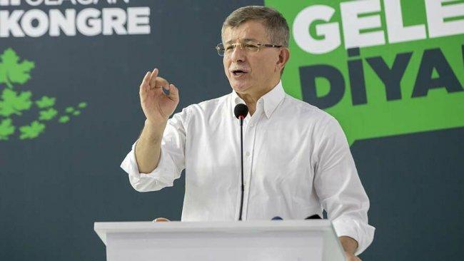 Davutoğlu'ndan Bahçeli ve Sezai Temelli'ye Kürt sorunu tepkisi