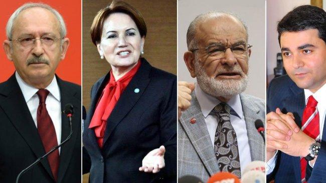 'Millet İttifakı'na yeni bir parti katılıyor'